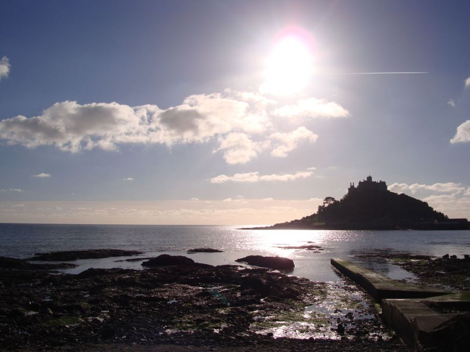 St. Michaels Mount, Marazion