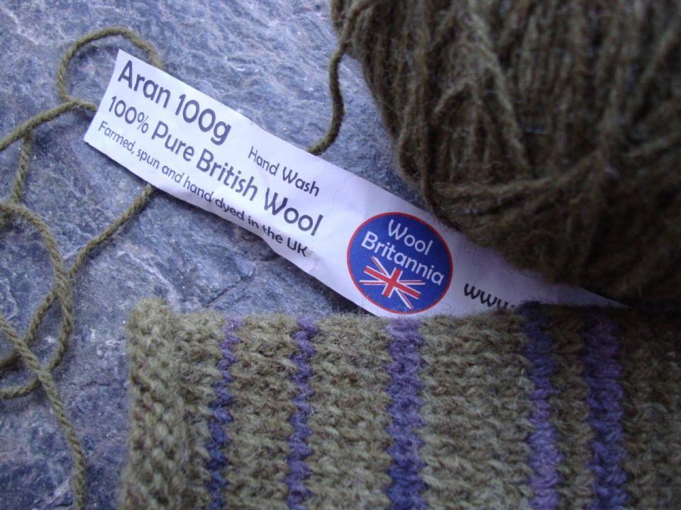 Wool Britannia